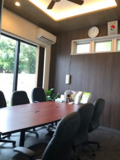 株式会社ネクストホームの商談室